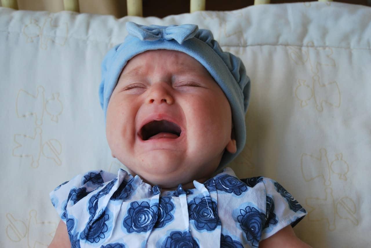 Bebe ne dort pas remede insomnie