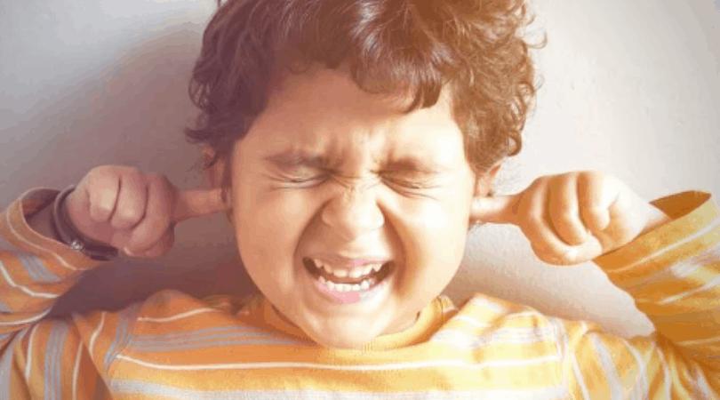 Votre enfant a mal : action et reaction