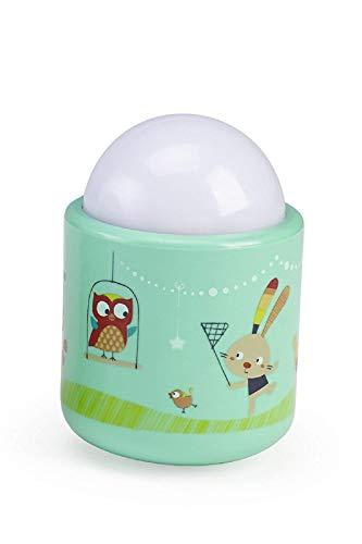 Veilleuse Portable LED à Lumière Douce pour Bébé et Enfant