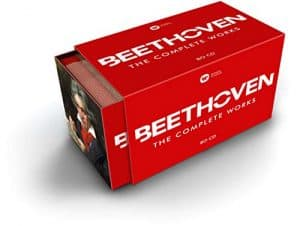 Beethoven : The Complete Works