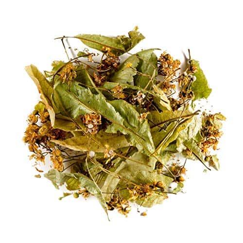 Boisson et plante pour dormir Infusion tilleul bio fleurs Provence