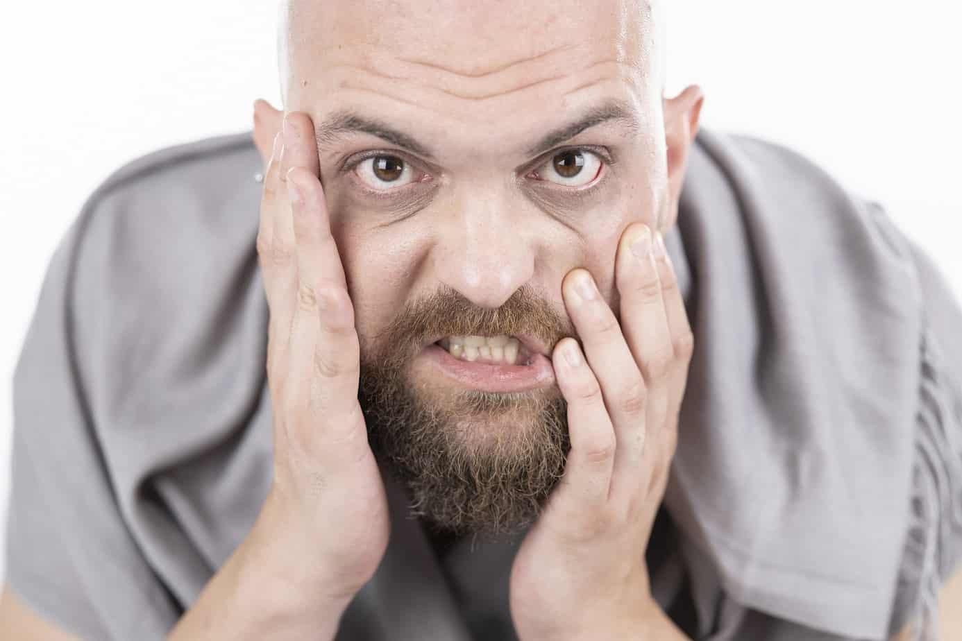 colère en 5 étapes lorsque vous manquez de sommeil