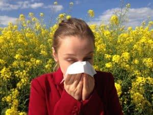 Dormir avec des allergies causent des problèmes de sommeil