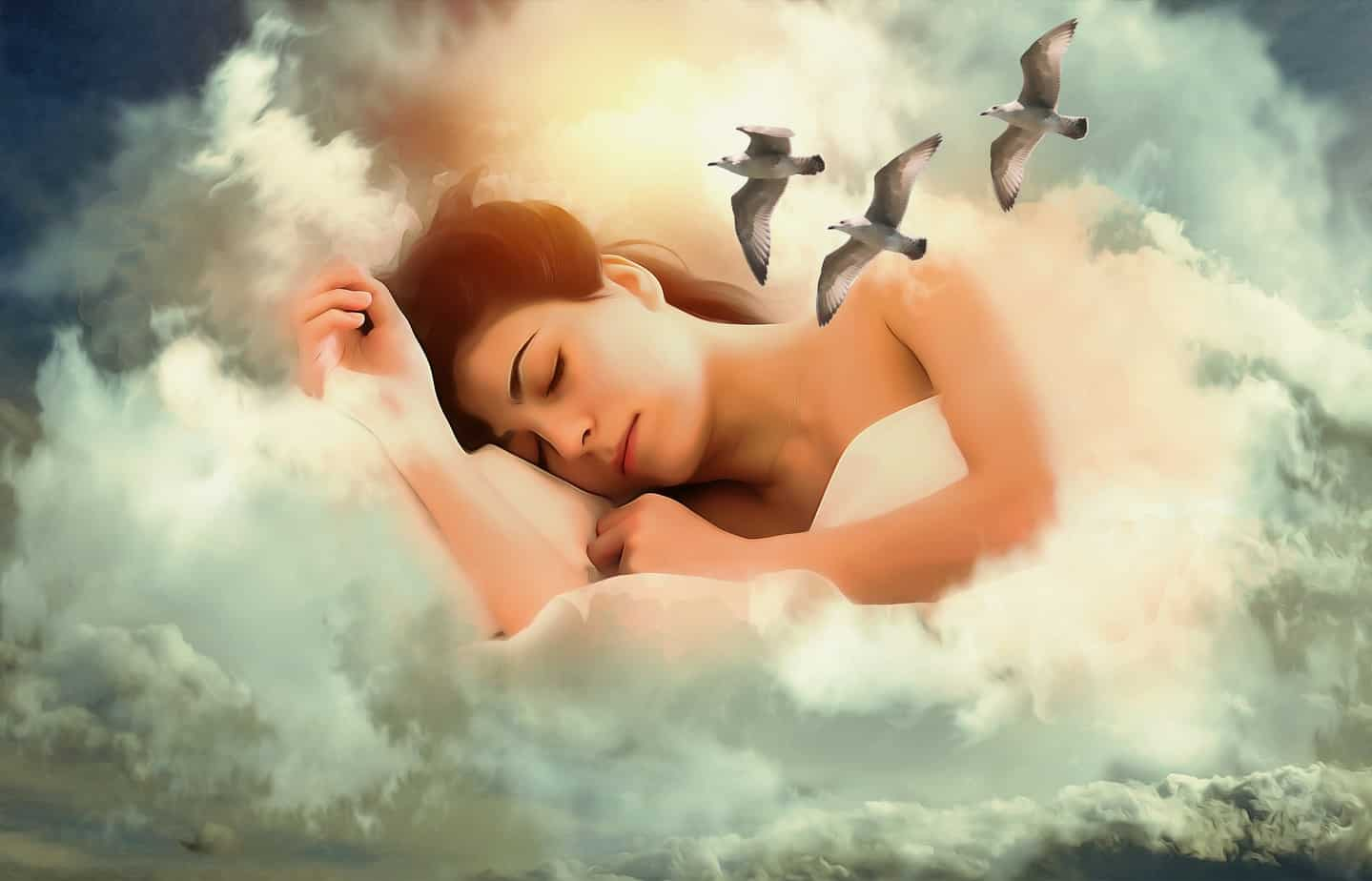 Les meilleures façons de dormir profondément en faisant de beaux rêves